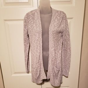 Old navy speckled cardigan